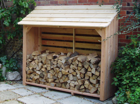 classic log store in stock